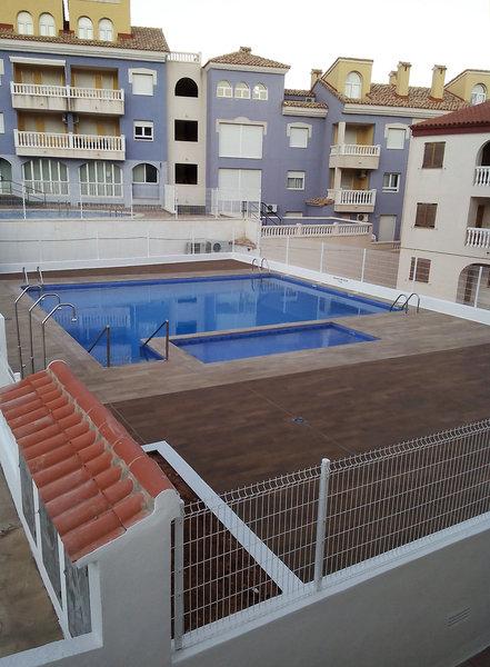 Apartamentos Costa Azahar 3000 in Alcocéber, Costa del Azahar P