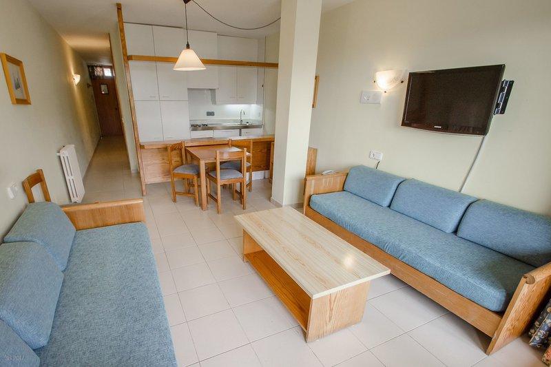 Ponent Apartamentos in Paguera, Mallorca W