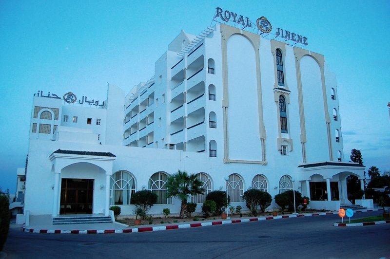 Hotel Jinene Royal in Sousse, Monastir & Umgebung A