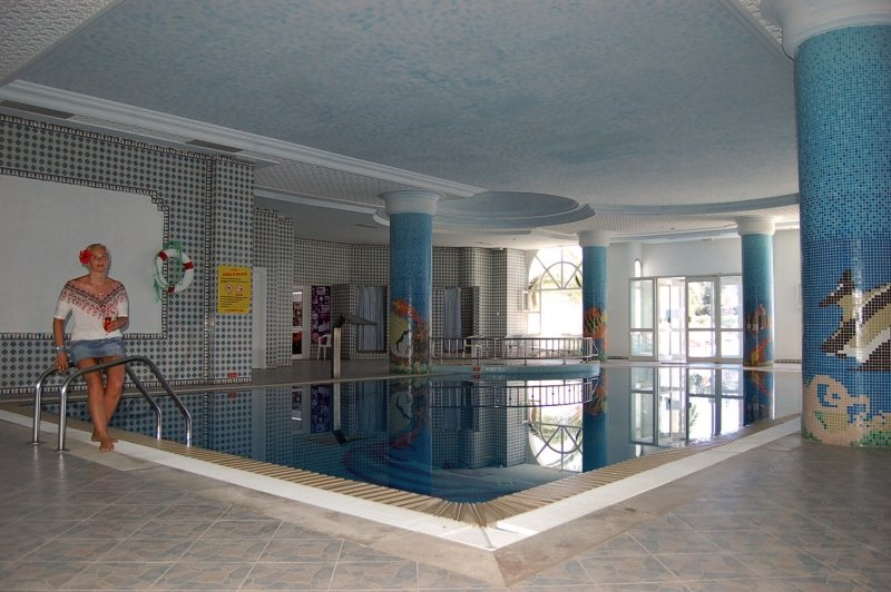 Hotel Jinene Royal in Sousse, Monastir & Umgebung P