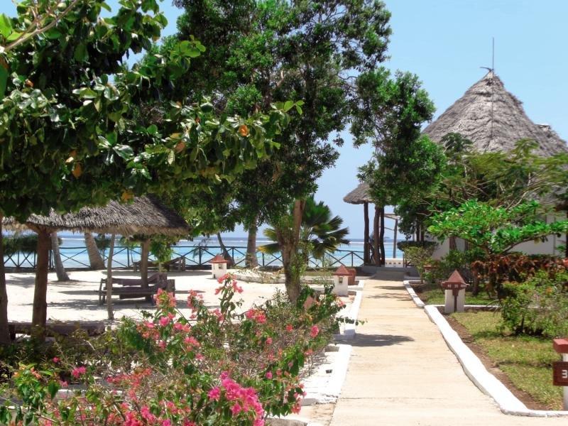 Reef & Beach Resort in Makunduchi, Tansania - Insel Zanzibar GA