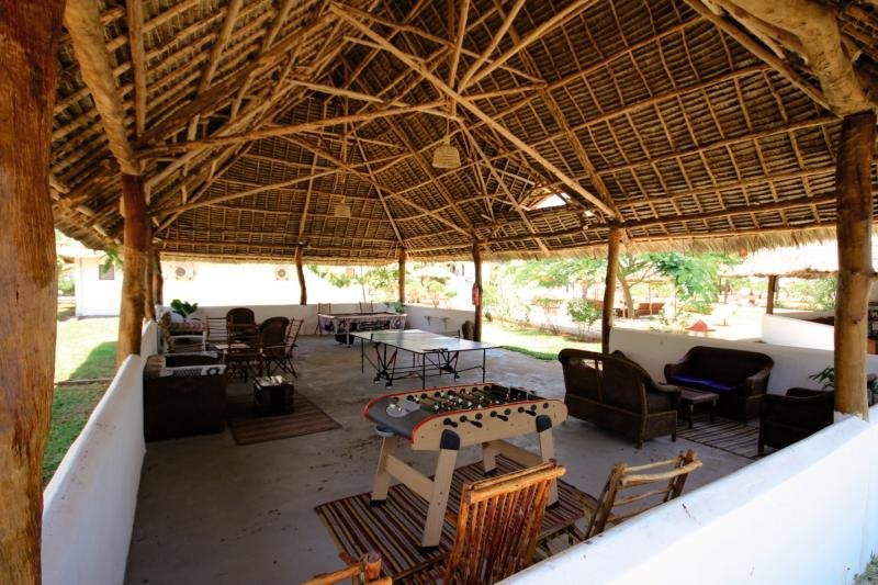Reef & Beach Resort in Makunduchi, Tansania - Insel Zanzibar F