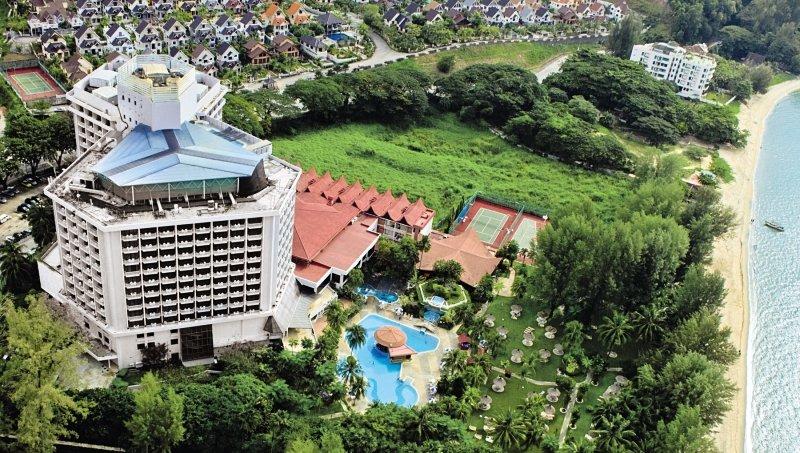 Bayview Beach Resort in Batu Ferringghi, Malaysia - Pulau Penang A