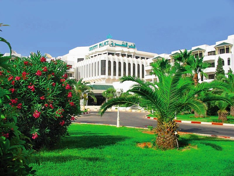Orient Palace in Sousse, Monastir & Umgebung A
