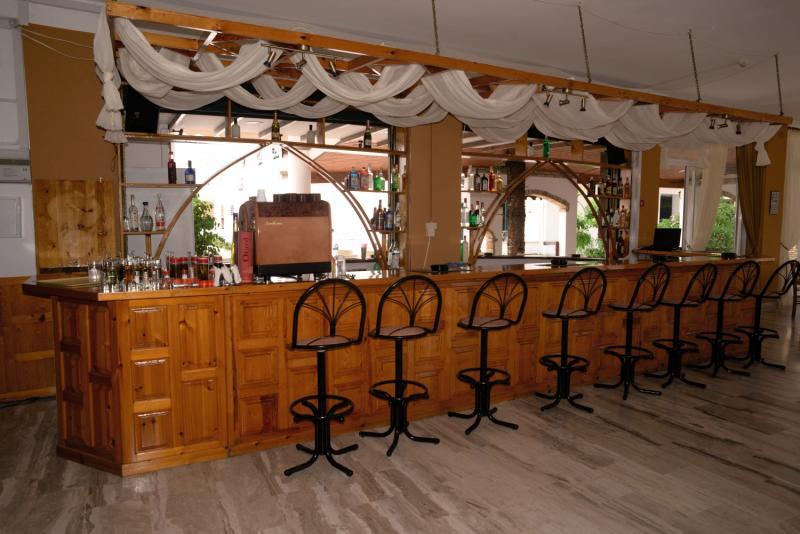 Chandris Apartments in Kávos, Korfu BA