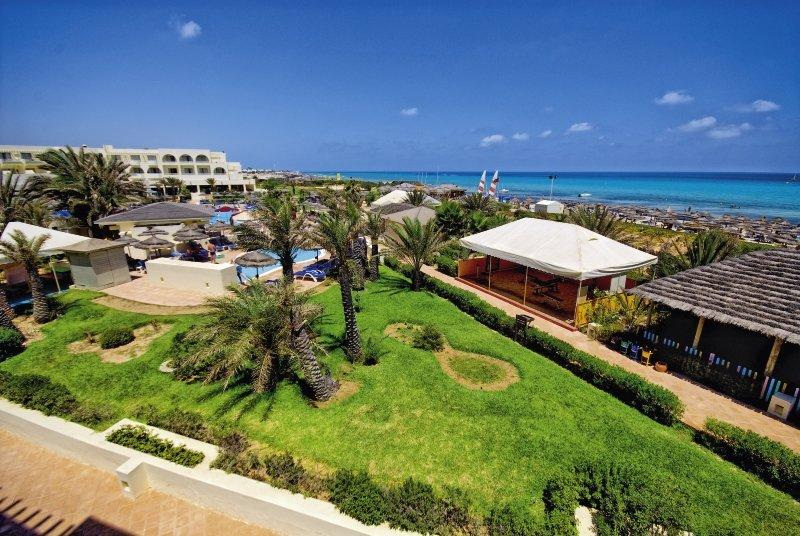 Eden Village Djerba Mare in Insel Djerba, Djerba A
