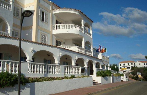 Castell Sol in Arenal d'en Castell, Menorca A