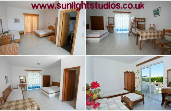 Sunlight Studios in Theologos, Rhodos W