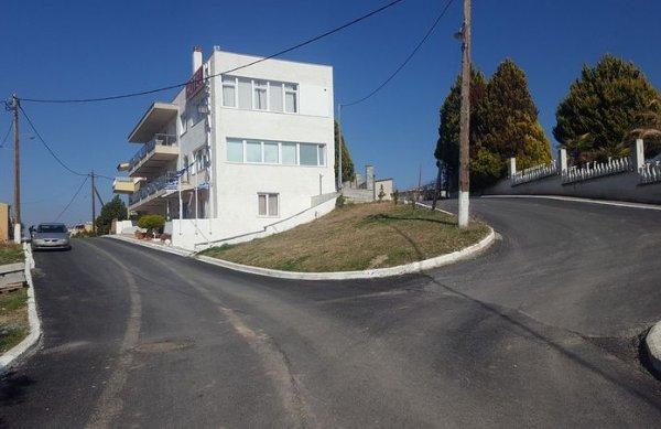 Heraion in Nea Kallikrateia, Chalkidiki