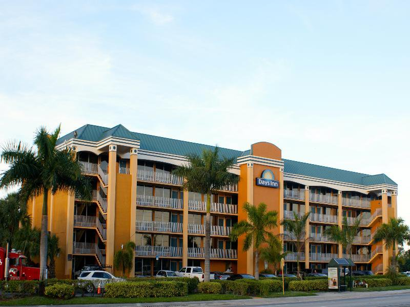 Days Inn Fort Lauderdale Oakland Park in Fort Lauderdale, Florida - Ostküste A