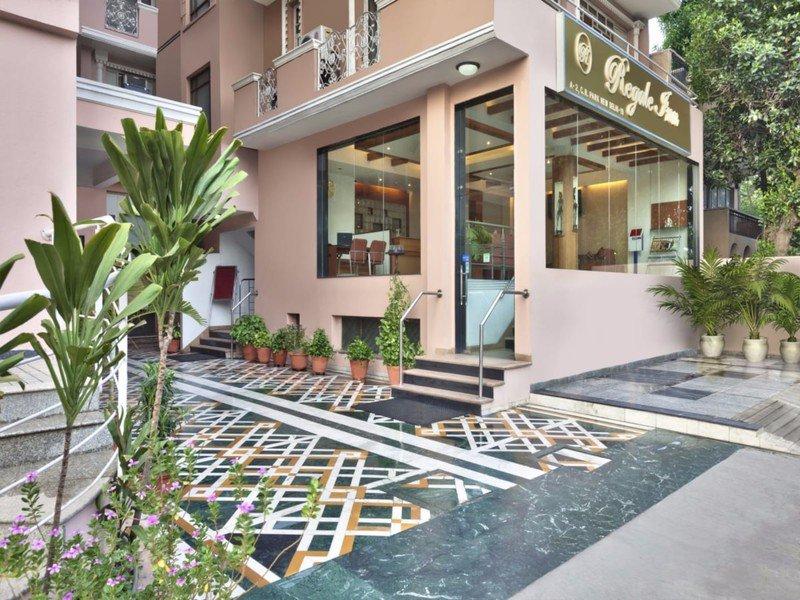 Regale Inn in Delhi, Indien - Delhi A