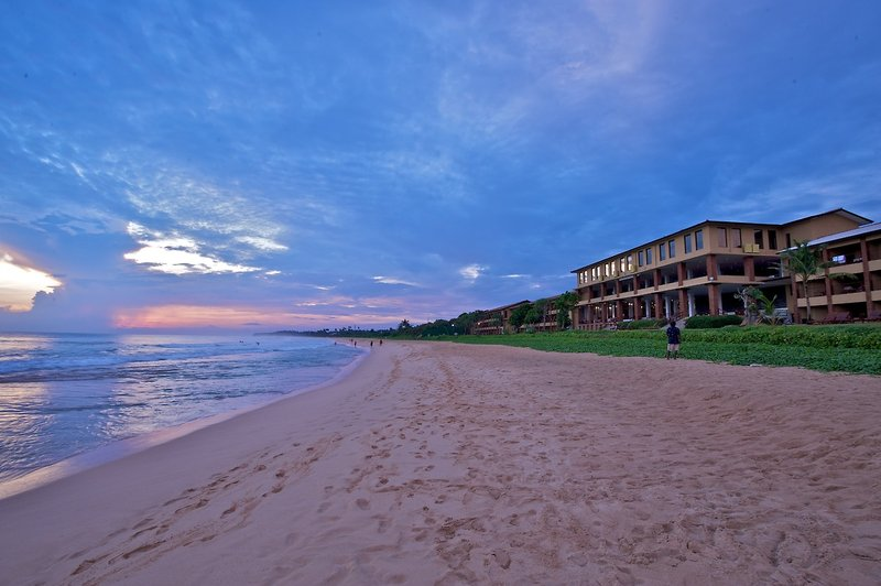 The Long Beach Resort in Koggala, Sri Lanka S