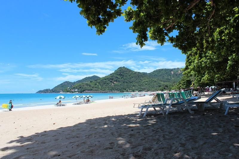 First Bungalow Beach Resort in Chaweng Beach, Ko Samui S