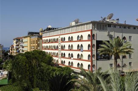 Aslan Kleopatra Beste Hotel in Alanya, Türkische Riviera A