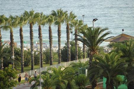 Aslan Kleopatra Beste Hotel in Alanya, Türkische Riviera GA