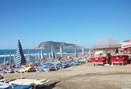 Artemis Princess Hotel in Alanya, Türkische Riviera S