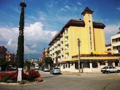 Artemis Princess Hotel in Alanya, Türkische Riviera A