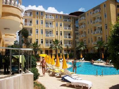 Artemis Princess Hotel in Alanya, Türkische Riviera P