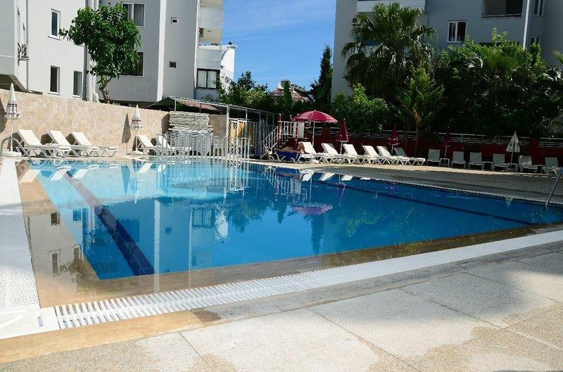 Hotel Acar in Alanya, Türkische Riviera P