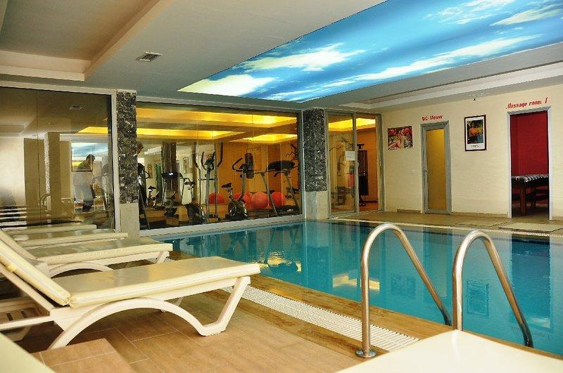 Hotel Acar in Alanya, Türkische Riviera HB