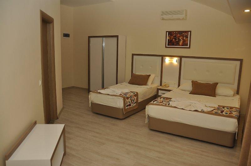 Hotel Acar in Alanya, Türkische Riviera W