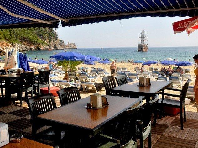 Aslan Hotel in Alanya, Türkische Riviera TE