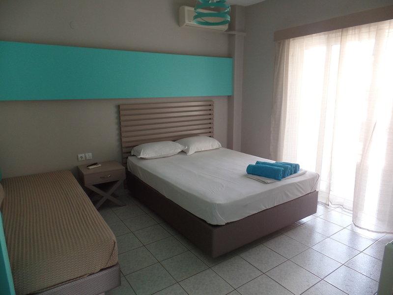 Ouzas Hotel in Katerini, Olympische Riviera W