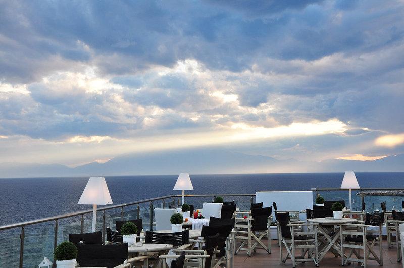 Secret Paradise Hotel & Spa in Nea Kallikrateia, Chalkidiki TE