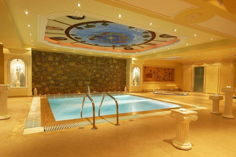 Secret Paradise Hotel & Spa in Nea Kallikrateia, Chalkidiki HB