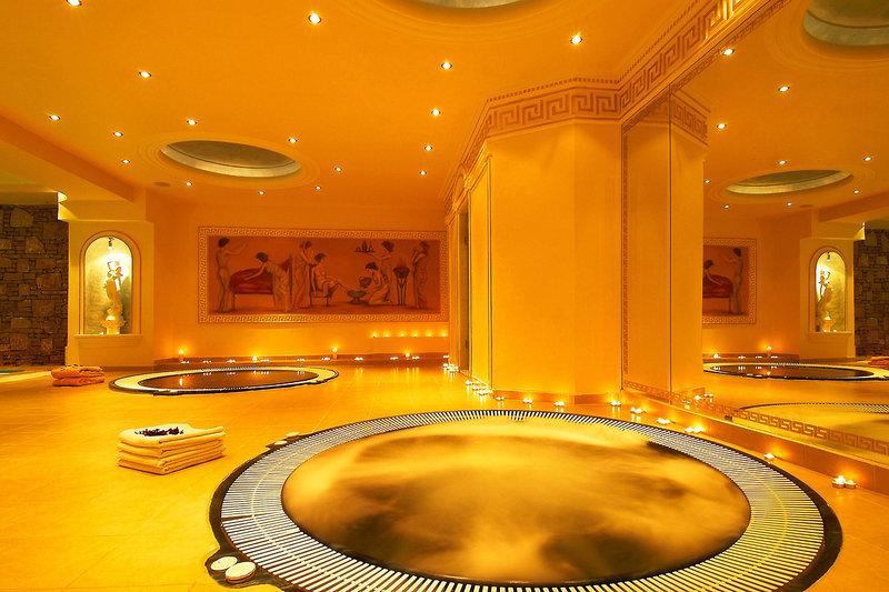 Secret Paradise Hotel & Spa in Nea Kallikrateia, Chalkidiki WEL
