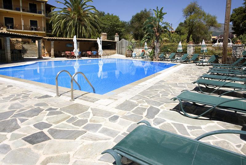 Villa Yannis in Kato Korakiana, Korfu P