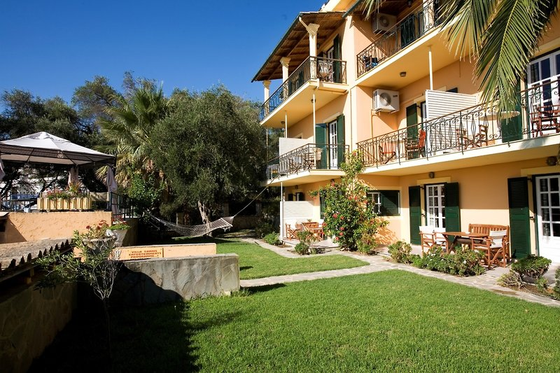 Villa Yannis in Kato Korakiana, Korfu GA