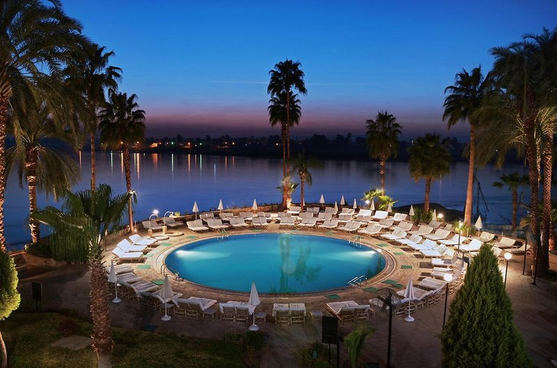 Achti Resort Luxor in Luxor, Oberägypten P
