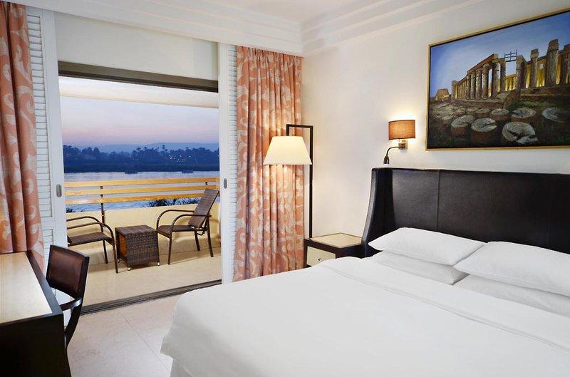 Achti Resort Luxor in Luxor, Oberägypten W