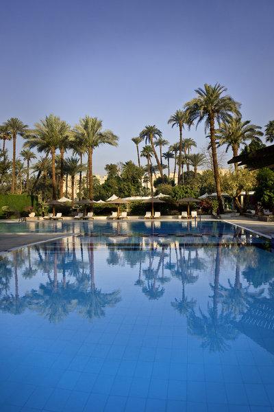 Sofitel Winter Palace Luxor in Luxor, Oberägypten P