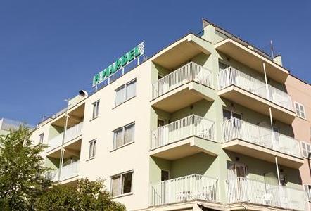 Hotel Marbel in Can Pastilla, Mallorca A