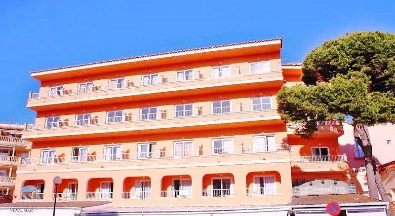 Alcina in Cala Ratjada, Mallorca A