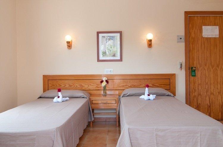 Chevy Hotel in Cala Ratjada, Mallorca W