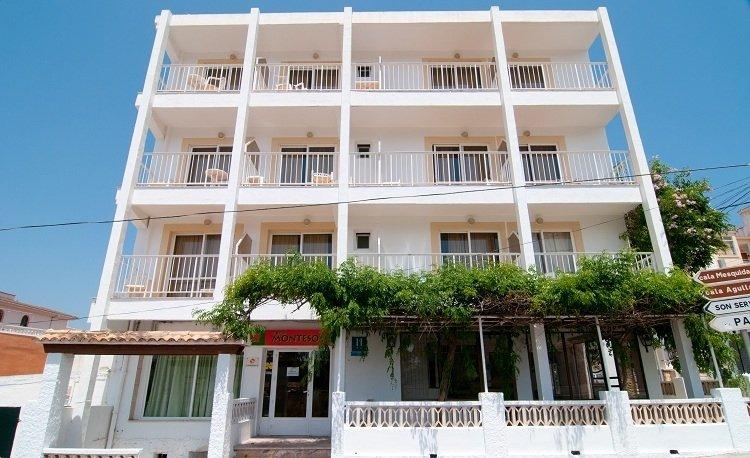 Chevy Hotel in Cala Ratjada, Mallorca A