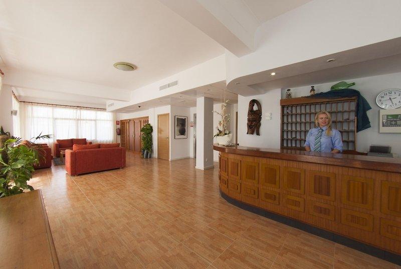 Hotel Marbel in Can Pastilla, Mallorca L