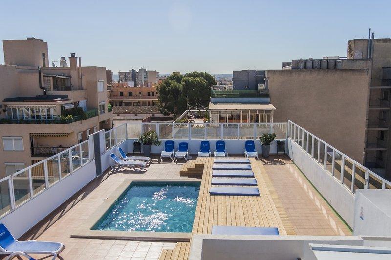 Hotel Marbel in Can Pastilla, Mallorca P