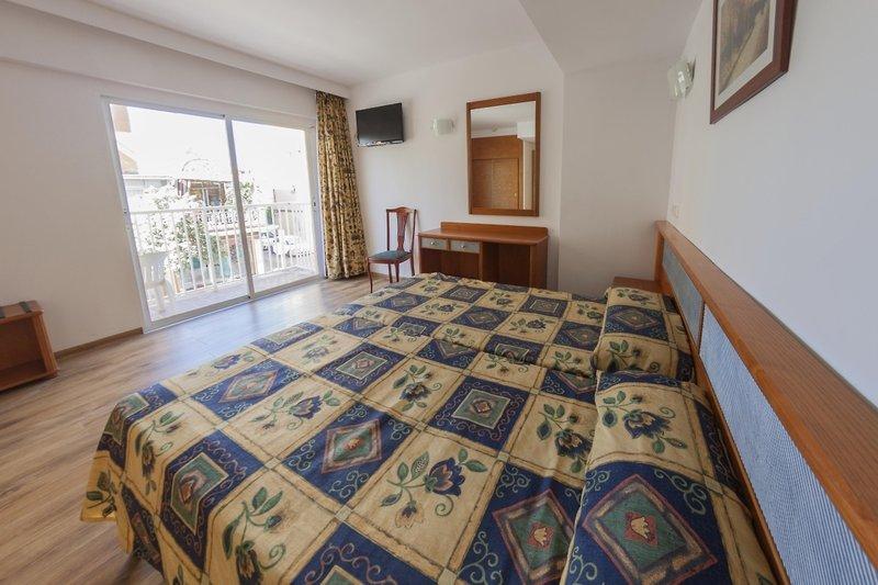 Hotel Marbel in Can Pastilla, Mallorca W