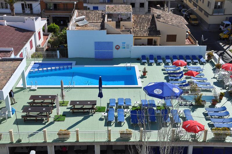 Hostal Gami in Cala Ratjada, Mallorca P