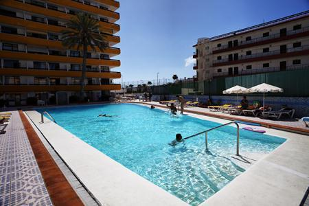 Las Arenas in Playa del Ingles, Gran Canaria P