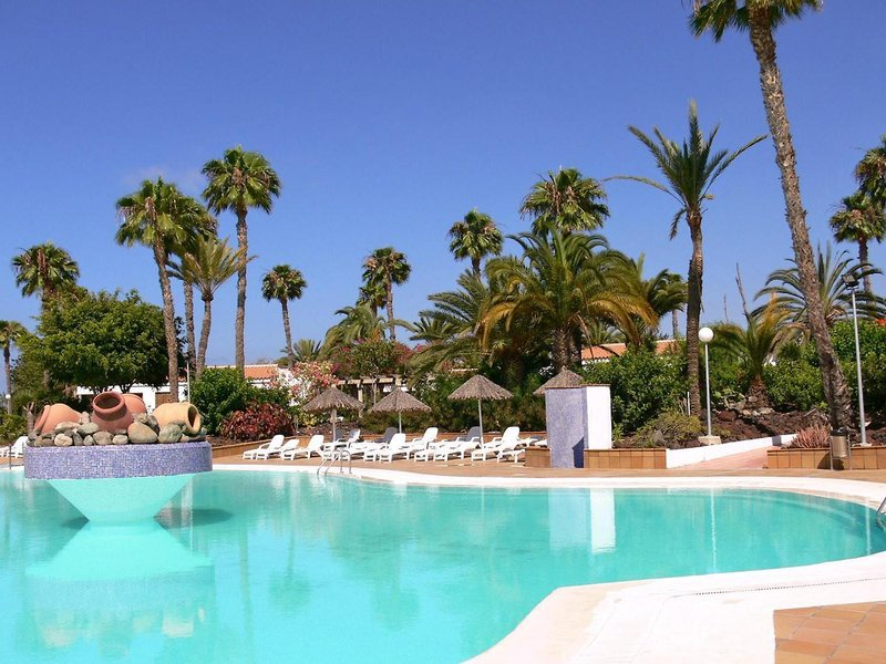 Las Vegas Golf in Campo International, Gran Canaria P