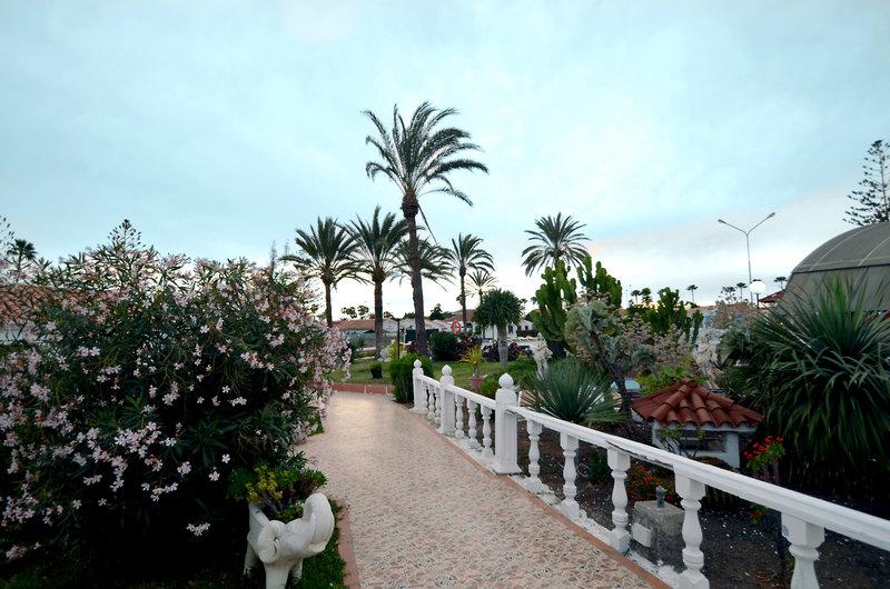 Bungalows Los Arcos in Playa del Ingles, Gran Canaria GA