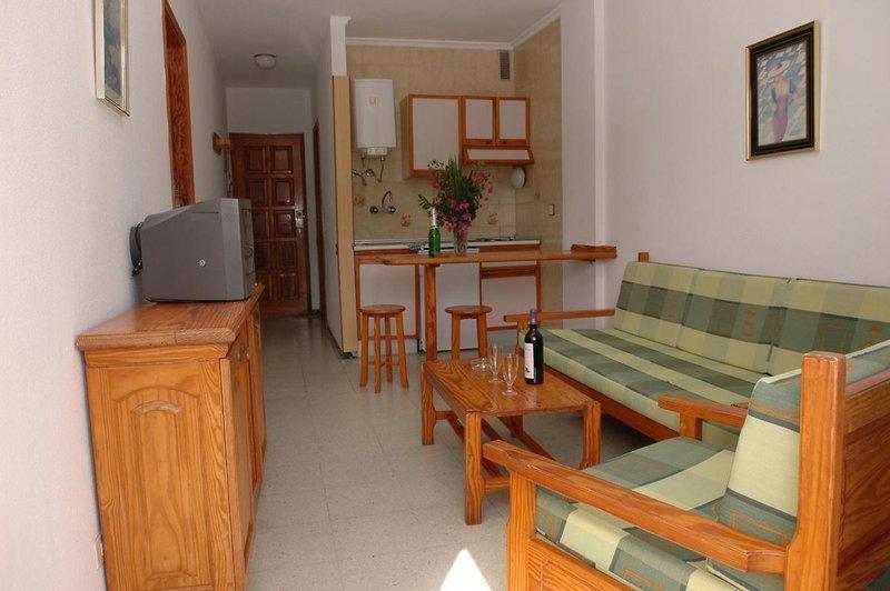 Apartamentos Solana in Puerto Rico, Gran Canaria