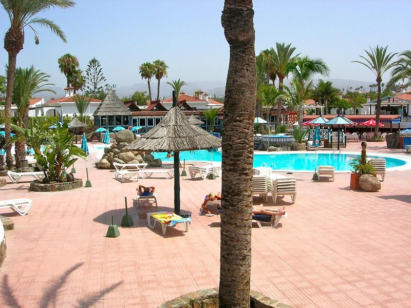 Dunagolf Bungalows in Campo International, Gran Canaria P