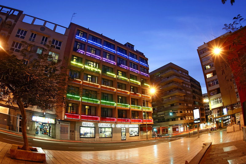 Hotel THe Fataga & Business Centre in Las Palmas, Gran Canaria A