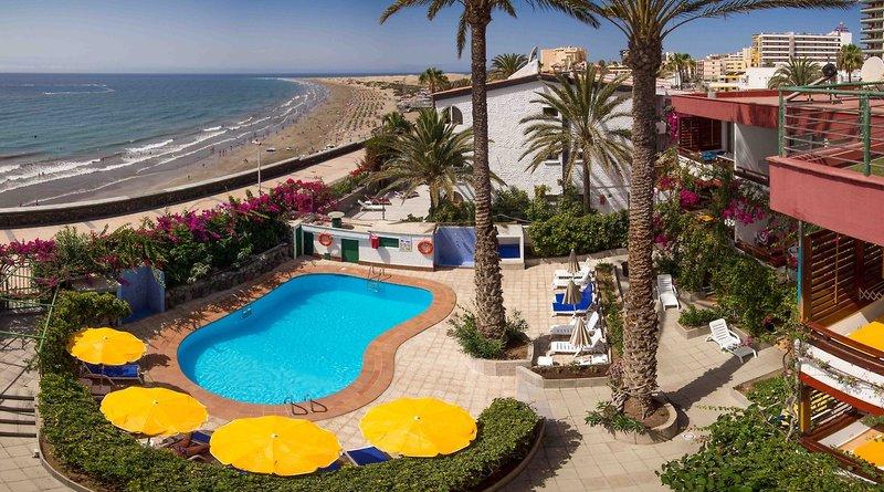 San Nicolas in Playa del Inglés, Gran Canaria P